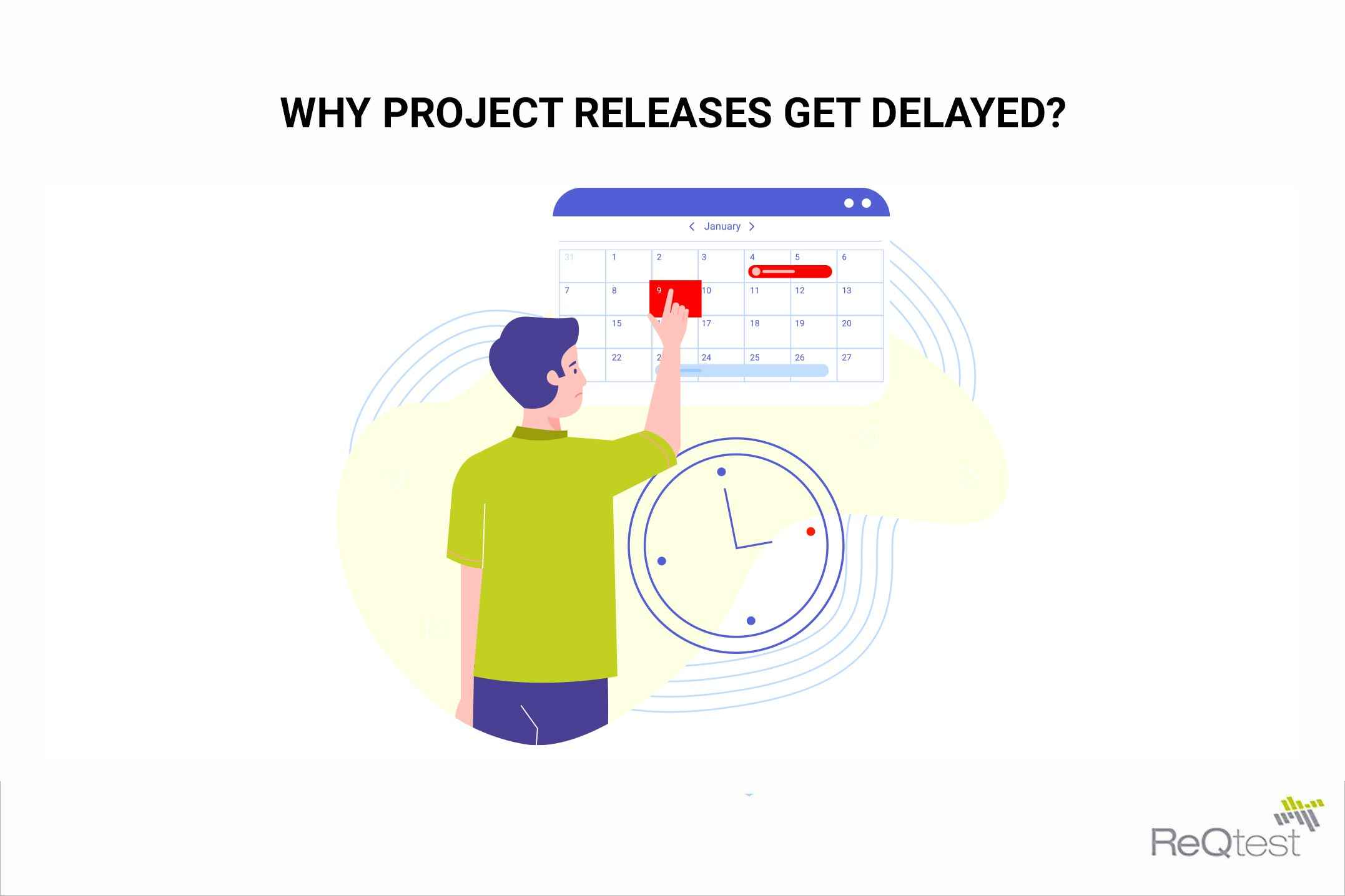 Project delayed