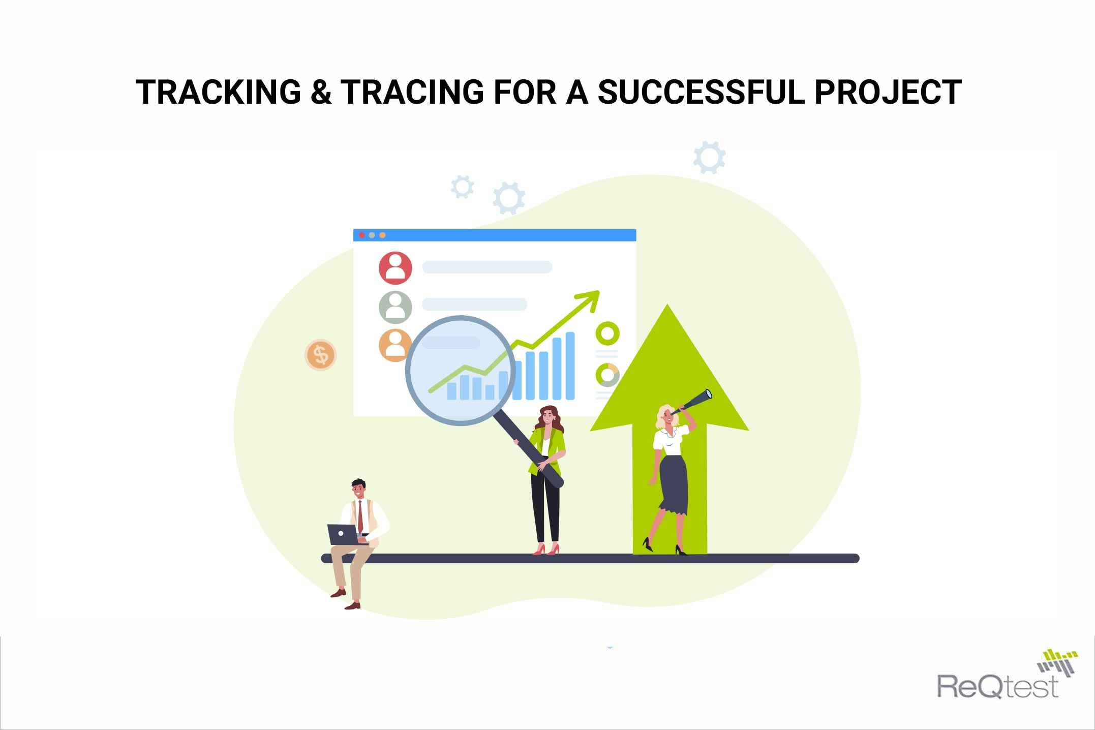 Tracking and tracing